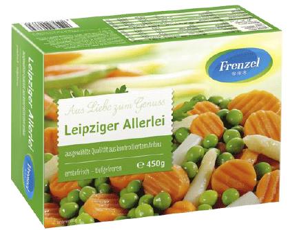Frenzel Leipziger Allerlei, 450 g