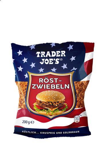 Trader Joe's Röstzwiebeln, 200 g