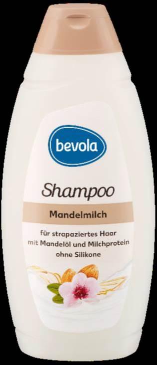Bevola Shampoo Mandelmilch Bevola Duschgel 3in1 Energy Kick