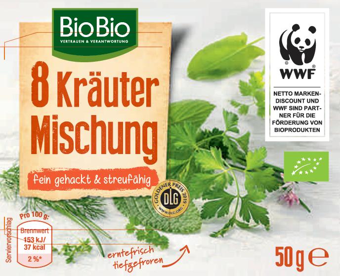 Bio 8 Kraeuter
