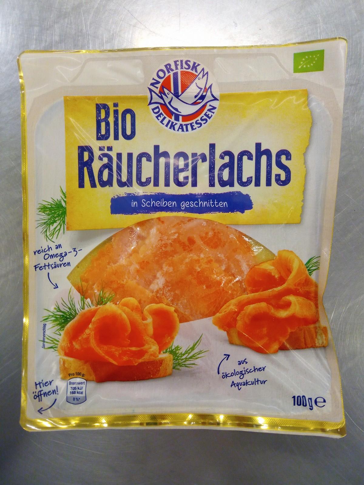 Norfisk Bio-Räucherlachs