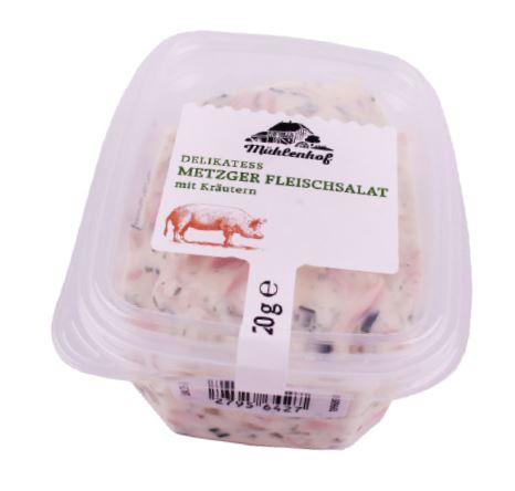 """""""Mühlenhof Delikatess Kräuterfleischsalat"""""""