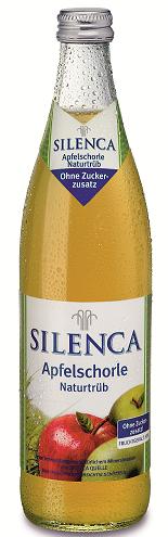 SILENCA - Apfelschorle naturtrüb
