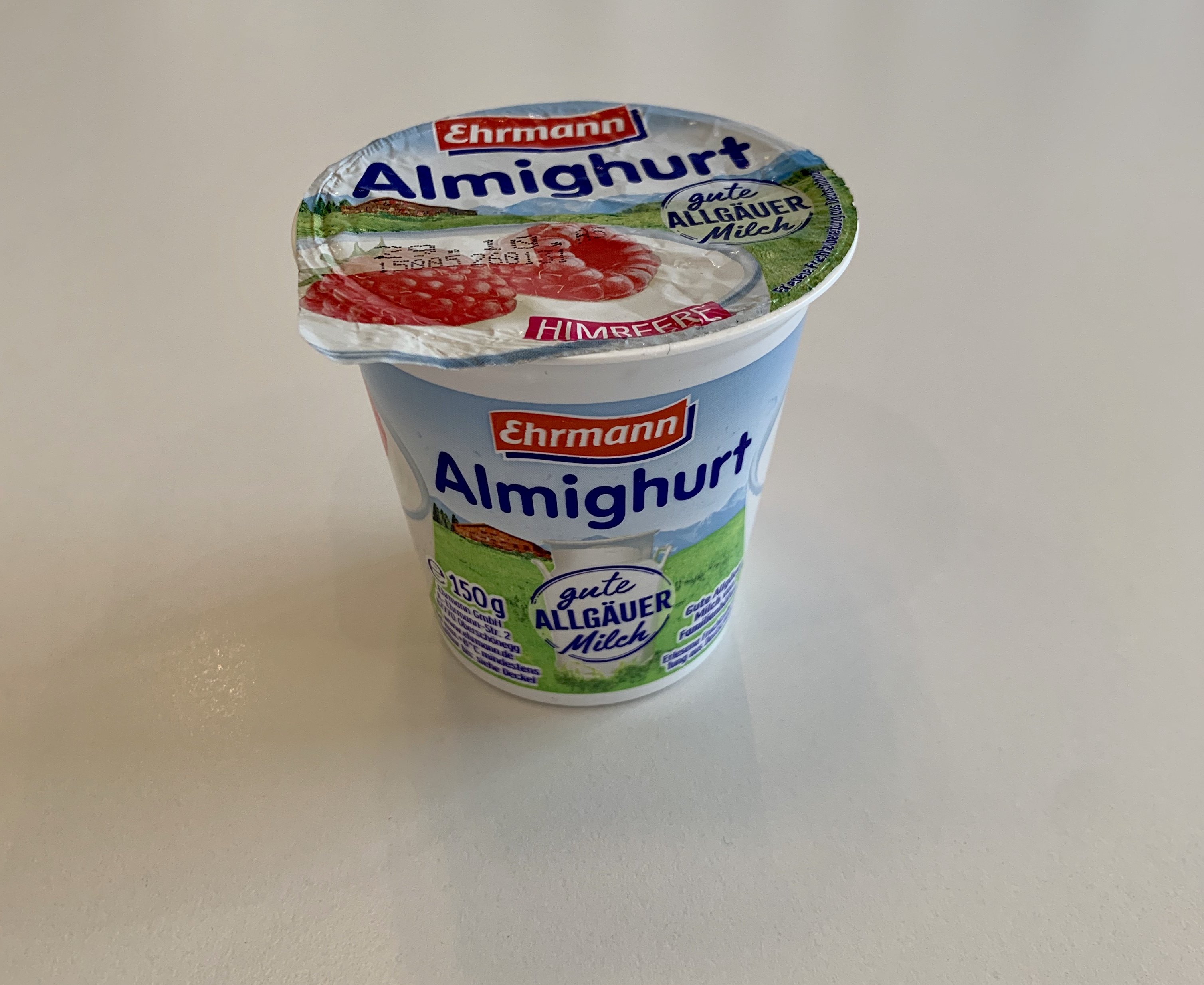 """Almighurt """"Himbeere"""""""