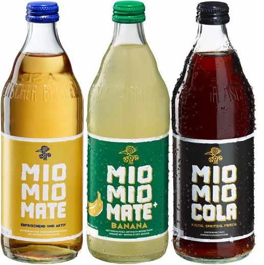 einzelne Produktchargen der Marken Märkisch Kristall, Mio Mio und Grüneberg Quelle in Glasflaschen (siehe Pressemitteilung)