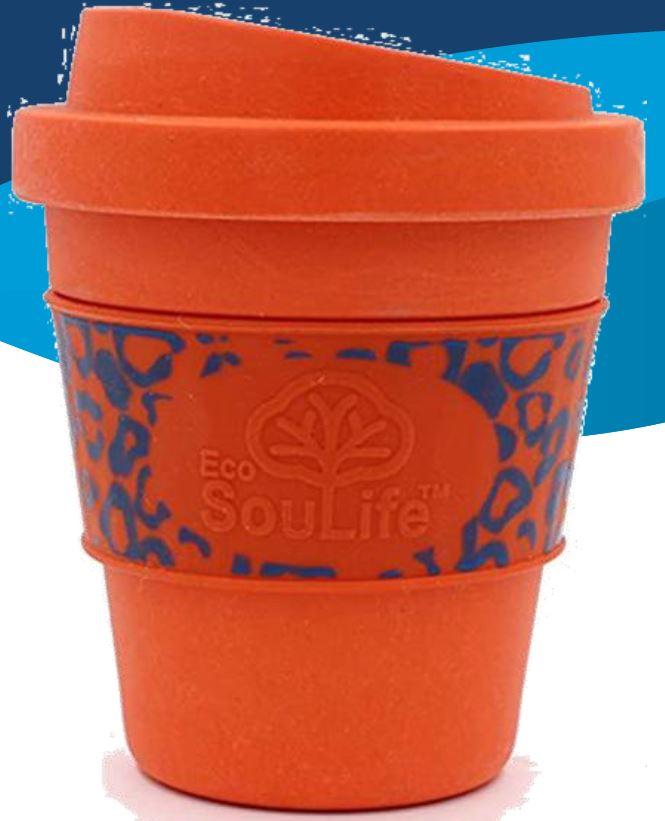 Bamboo Aroma Sip Cup