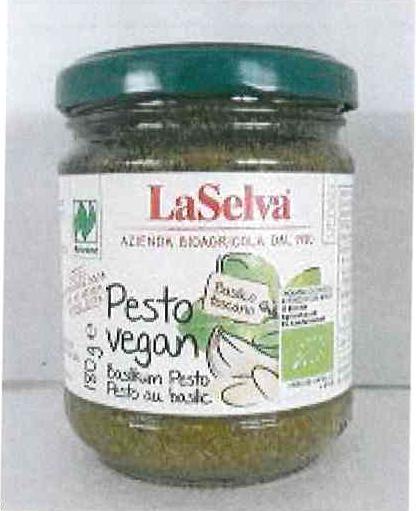 La Selva Pesto Vegan - Basilikum Pesto