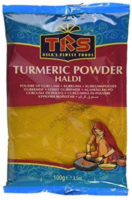 Turmeric Powder Haldi (Marke: TRS)