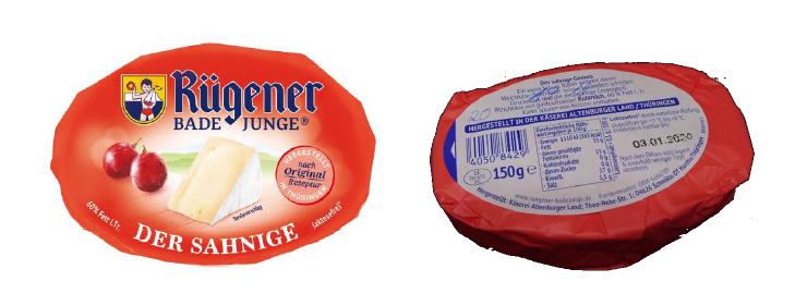 Rügener Badejunge Der Sahnige 60% Fett i.Tr.