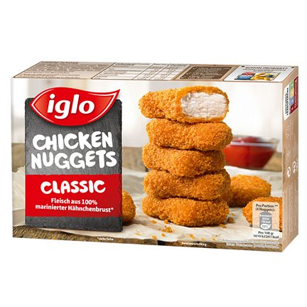 Chicken Nuggets Classic