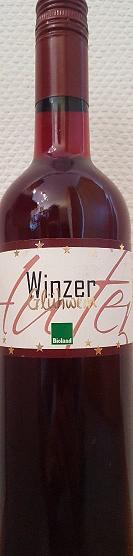 Winzerglühwein Aus Rotwein