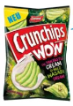Crunchips WOW Cream & Mild Wasabi.JPG