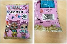 LOL Surprise Sweet & Salted Popcorn Toy Story 4 Sweet & Salt Popcorn
