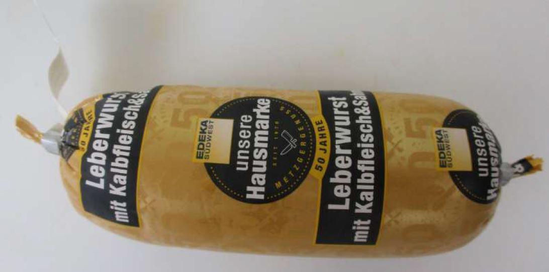 Leberwurst mit Kalbfleisch 150 g