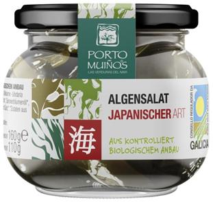 Algensalat japanischer Art 160g