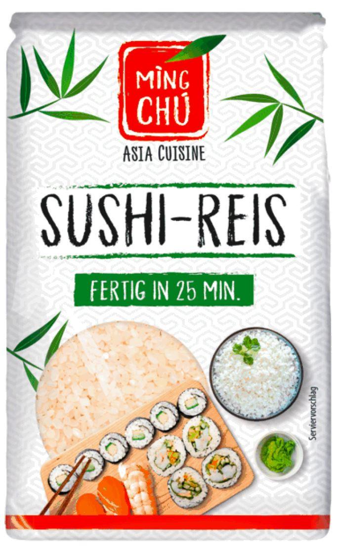 Ming Chu Sushi-Reis