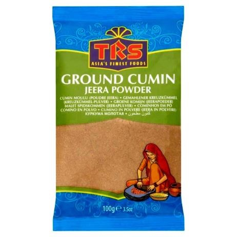 TRS Jeera Powder 100 g Gemahlener Kreuzkümmel - Ground Cumin