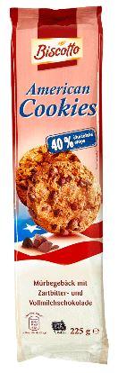 Biscotto American Cookies