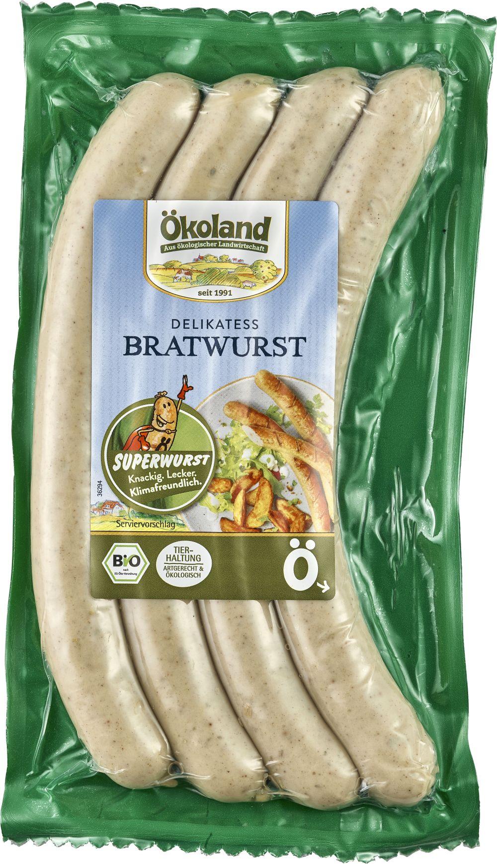 Bratwurst4 250G