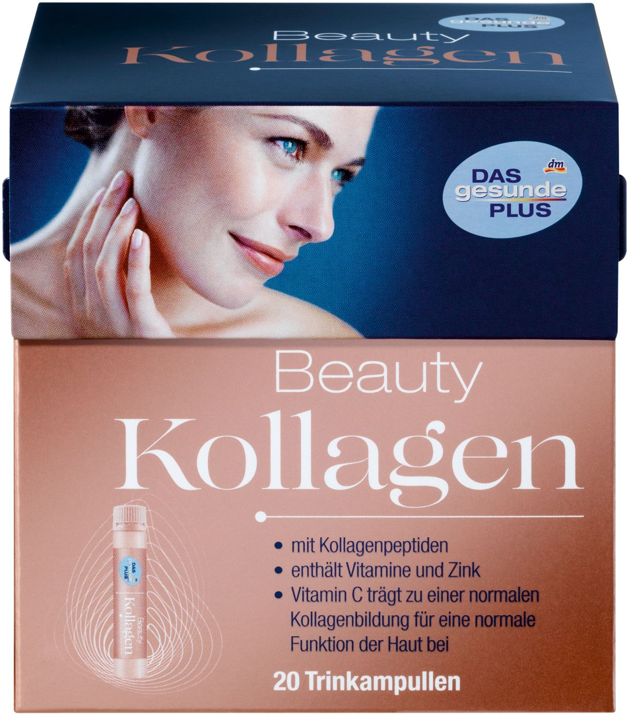 DAS gesunde PLUS Beauty Kollagen