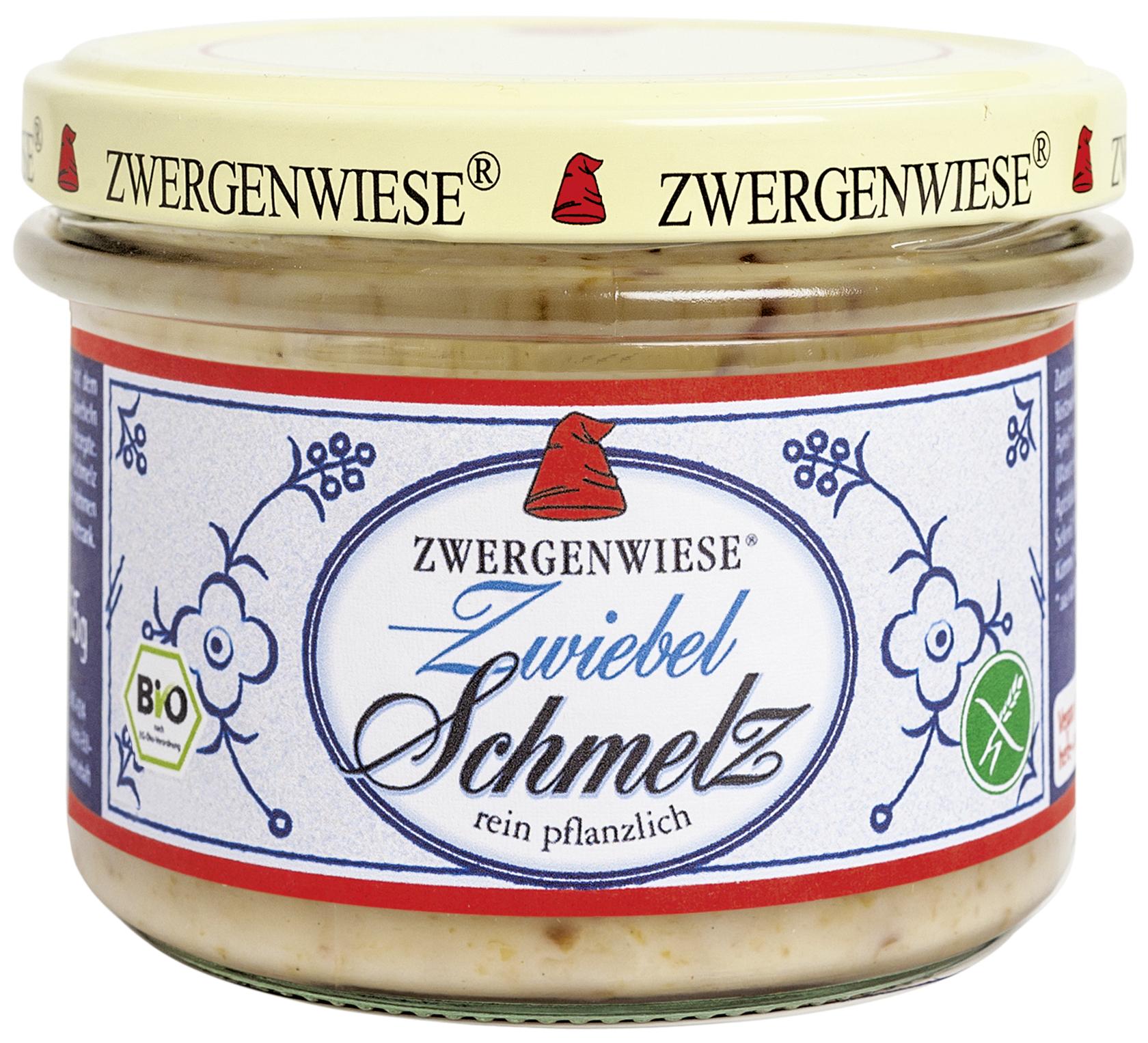Zwergenwiese Zwiebelschmelz 250g